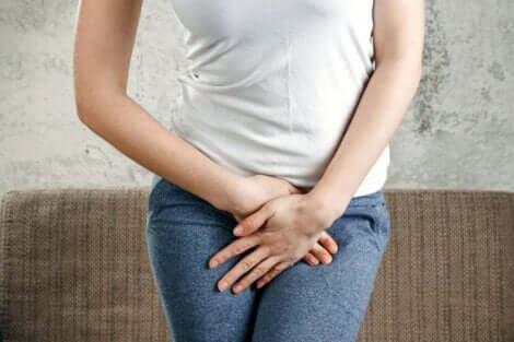 성관계 후 질내 진균 감염: 질 칸디다증