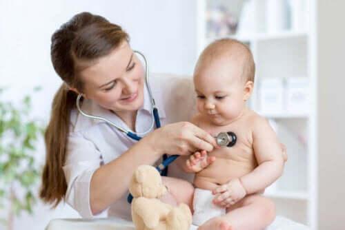 척추함몰과 그것이 어린이에게 미치는 영향