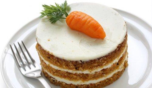 2가지 맛있고 간단한 당근 케이크 레시피