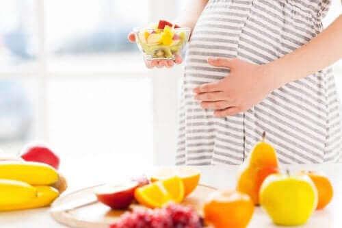 임신 중 속쓰림의 원인 및 치료