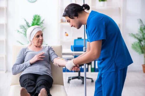 카르시노이드 증후군의 원인, 증상 및 치료