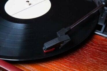레코드판으로 집을 장식하는 5가지 방법