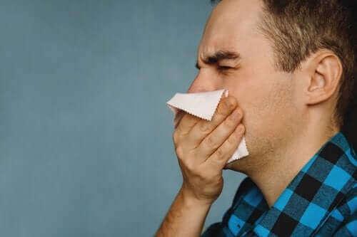 코에 난 상처 딱지를 제거하는 가정 요법 4가지