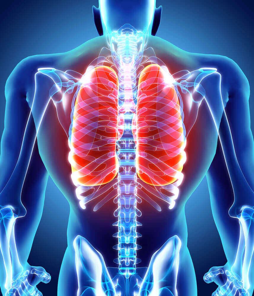 폐확장부전의 증상