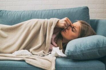 부비동 두통을 해결하는 방법 4가지