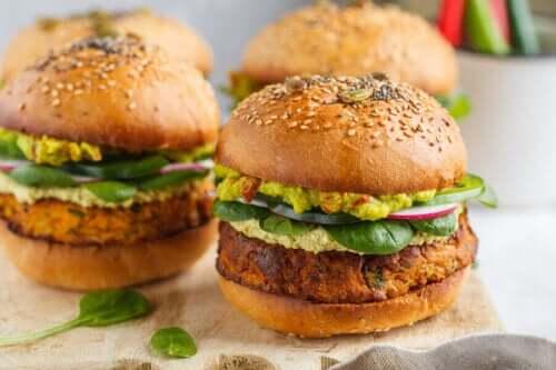 맛있는 채식 버거를 만드는 방법 2가지