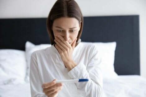 가정용 임신 테스트기가 효과가 있을까