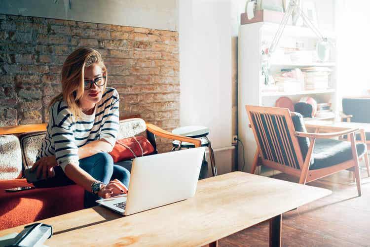 시간 관리를 웹 서핑