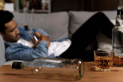 파트너가 알코올 중독인 경우