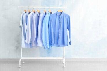 와이셔츠를 관리하는 7가지 팁