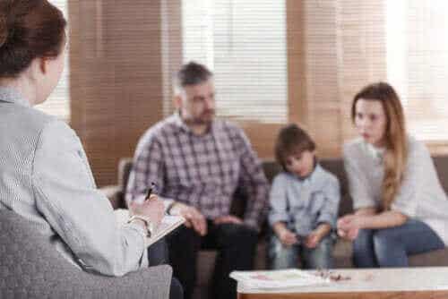 가족 치료의 필요성