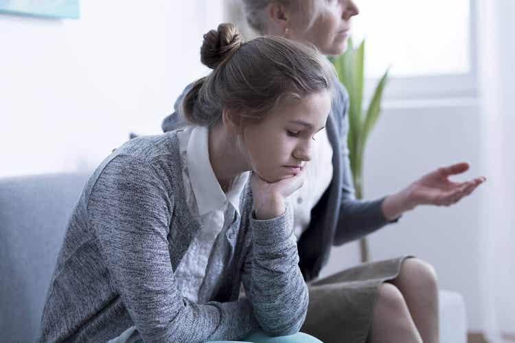 가족 치료 소통