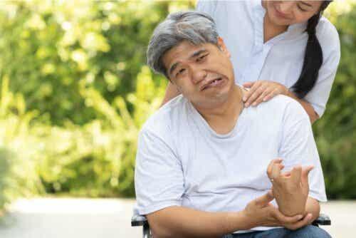 외국어 말투 증후군의 원인