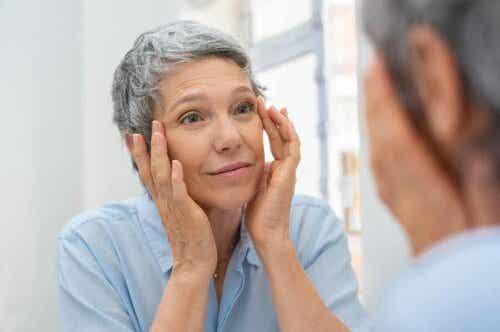 건강하게 나이 생물학적 요소