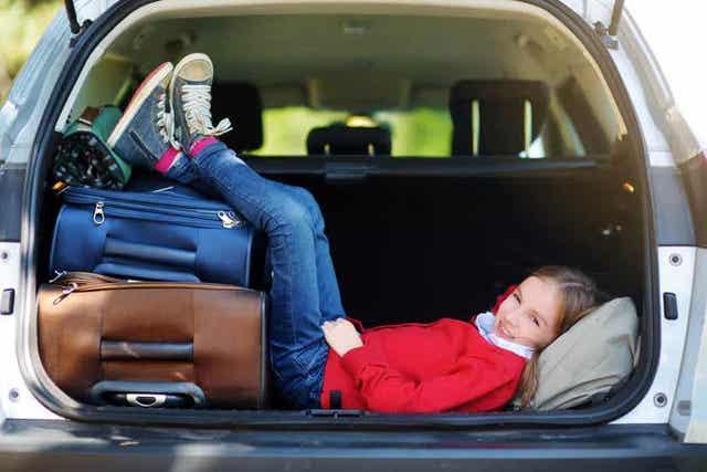 장거리 자동차 여행을 위한 권장 사항