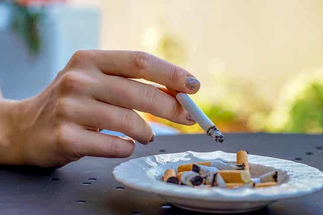 멘톨 담배는 해로울 수 있다