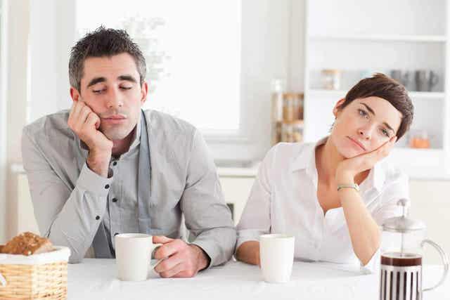 사랑이 깨지는 가장 일반적인 이유 5가지