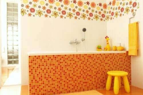 아이들이 좋아하는 욕실 인테리어 7가지