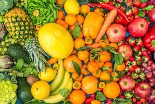 매일 과일과 채소를 먹으면 더 오래 산다