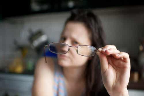 망막 색소 변성증의 특성