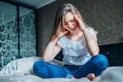 호르몬과 두통 피임약