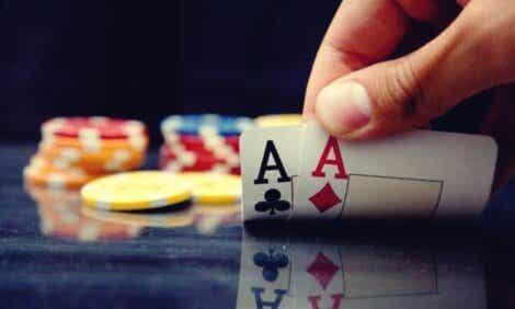 행위 중독 도박