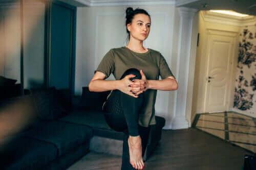 집에서 할 수 있는 몸풀기 운동