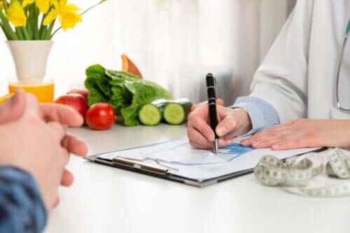 섬유 근육통 환자를 위한 올바른 식습관