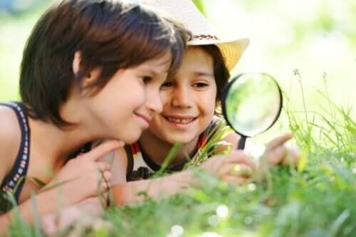 여름철에 아이들과 함께 즐길 수 있는 활동 12가지