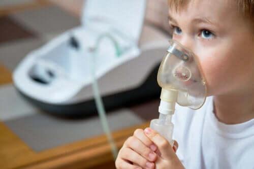 소아 폐렴의 증상