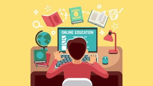 온라인 교육의 장단점